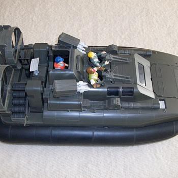 My G.I. Joe W.H.A.L.E. Vehicle - Toys