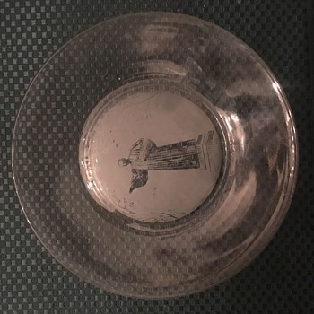 Tiffany and Co. Historic Frosted Salad Plate