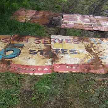 Hudson sign - Signs
