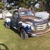 Mr2 1950 Studebaker truck