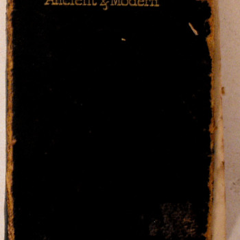 1860s ? Hymns Ancient and Modern - Books