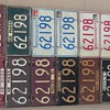 5 Digit Mass Plates From 47 to 89