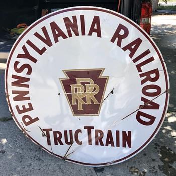 Pennsylvania Railroad - Railroadiana