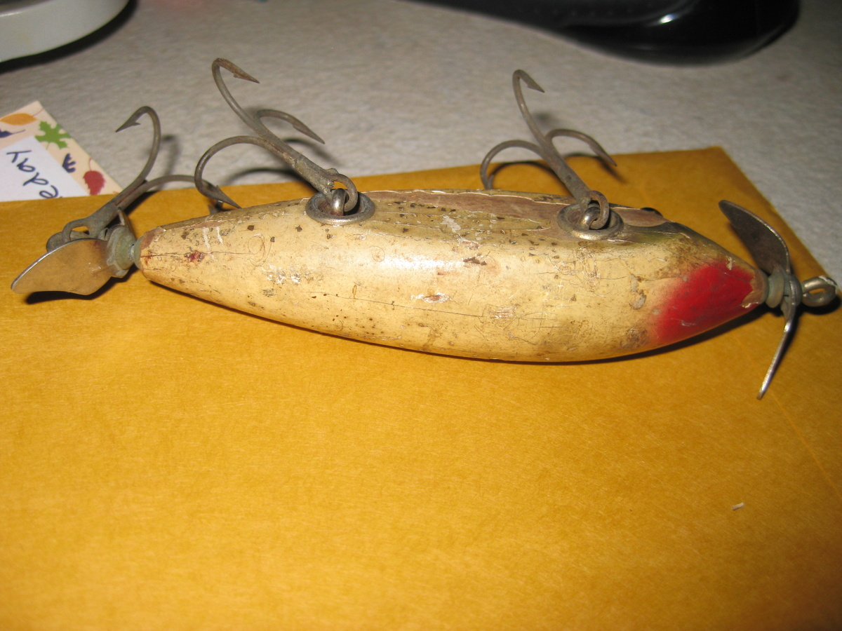 Another old lure collectors weekly for Vintage fishing lure identification