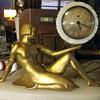 """J. B. Hirsch """"Cleopatra Clock"""" Apres, E. Movier, 1925 - 30"""