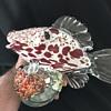 Beautiful Murano glass fish
