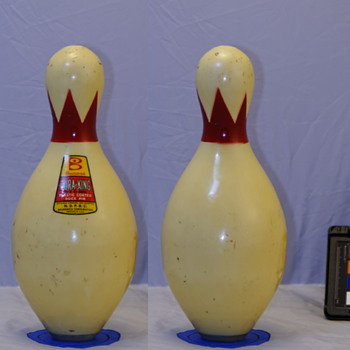 Brunswick Dura-King Duckpin Bowling Pin - Sporting Goods