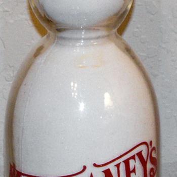 Mcilhaney Dairy Quart Milk Bottle - Bottles