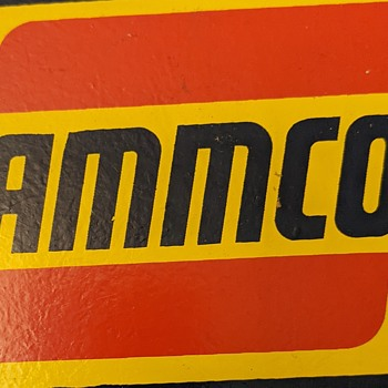 Ammco sign. - Signs