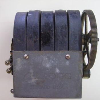 Handle for a Kellogg Generator - Telephones