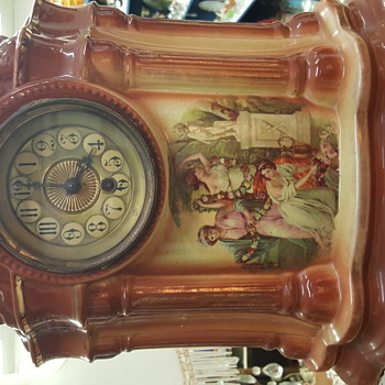 Trouble identifying my latest find - Clocks