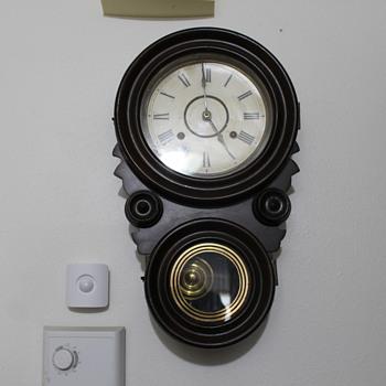 My Waterbury 8 Day Clock - Clocks