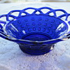 Imperial patterns cobalt color glass- is it really Imperial?