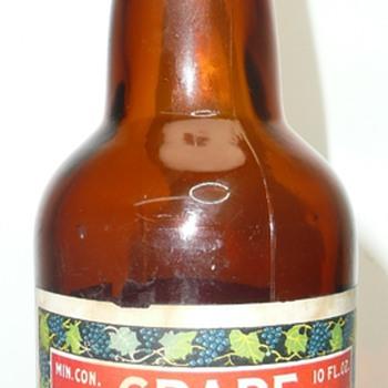 Grape Bouquet - Anheuser Busch Bottle - Bottles