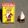 Marx Disneykins Snow White and the Seven Dwarves Bashful With Box 1961