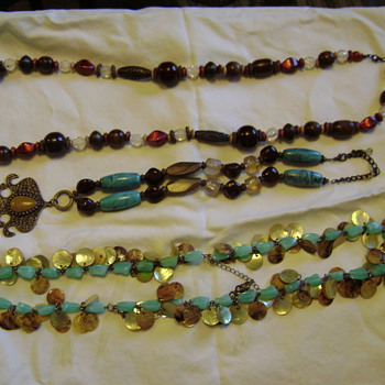 Necklace Finds