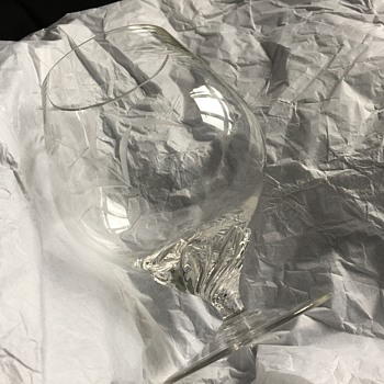 Vintage glass? - Glassware