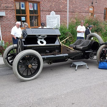 Historic Auto Hill Climb - Classic Cars