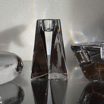 Orrefors and Villeroy & Boch - Art Glass