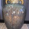 Art Pottery Handled Vase Jug
