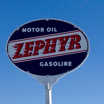 Zephyr Gasoline - Petroliana