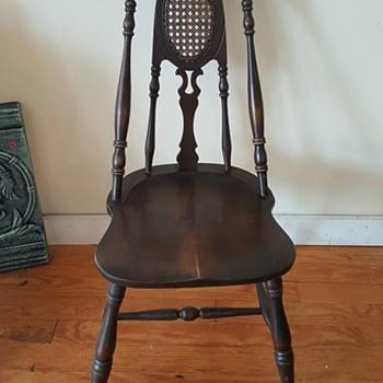 old chair, civil war ?