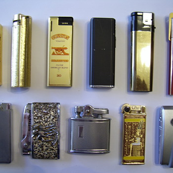 South African lighters