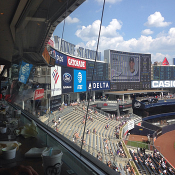 New York Yankee/Colorado Rockies game July 21, 2019 - Baseball
