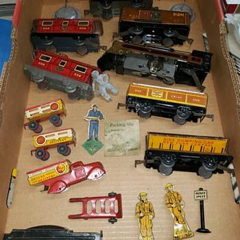 Marx train set...... - Model Trains