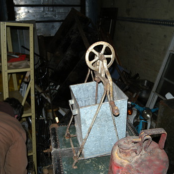 Mystery item. Mixer? - Tools and Hardware