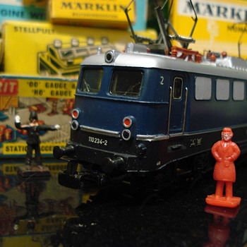 Vintage Marklin Trains - Model Trains