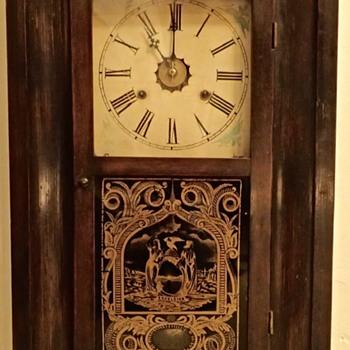 Mystery Clock - 30hr - Clocks
