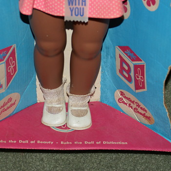 African American Doll Beleive to be made by KB - Dolls