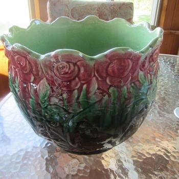 Pottery Planter - Pottery
