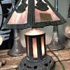Slag lamp help