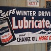 Old Atlantic Aviation Lubricate Banner