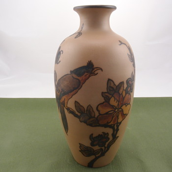 L. Hjorth vase - Pottery