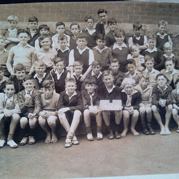 1942 Rozelle Public School Sydney Aust - Photographs