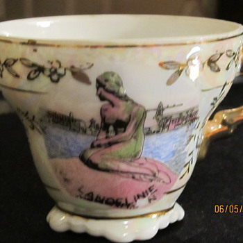 SOME CUPS & SAUCERS - China and Dinnerware
