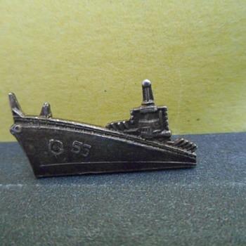 Navy ship Lapel Pin,Submarine??
