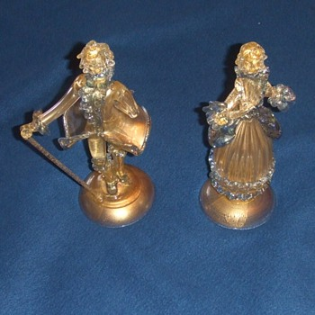 Venetian art glass figurines - Art Glass