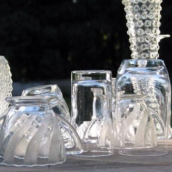 Assorted glass! - Glassware