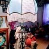 Vintage Antique Style Victorian Lamp
