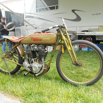 Board track racer - Motorcycles