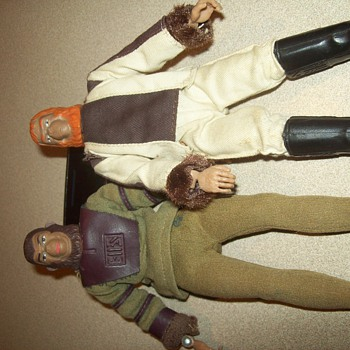 planet of the apes dolls - Toys