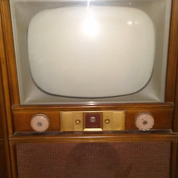 vintage packardbell television - Electronics