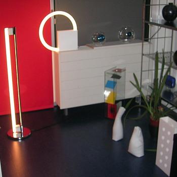 room with light - Art Glass