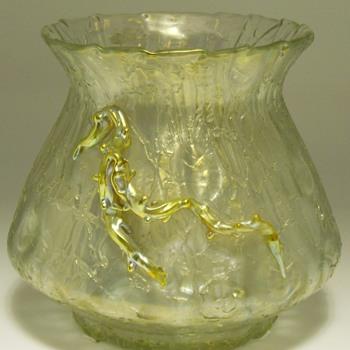 LOETZ Astglas Astartig, Circa 1899 - Art Glass