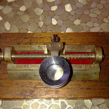 SCIENTIFIC INSTRUMENT - Tools and Hardware