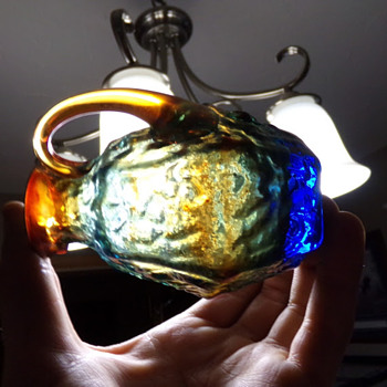 Unknown Maker - Art Glass